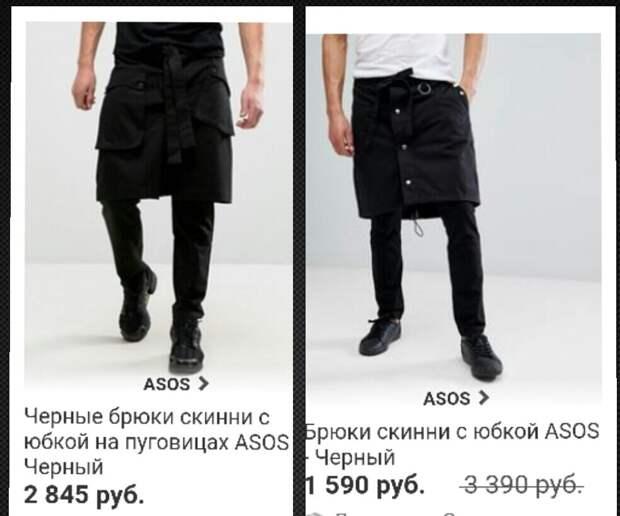 Шпильки, кружева, колготки: тенденции мужской моды, которые я не могу принять
