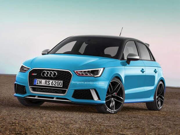 Гром в шумной заводи: Audi выпустит RS1