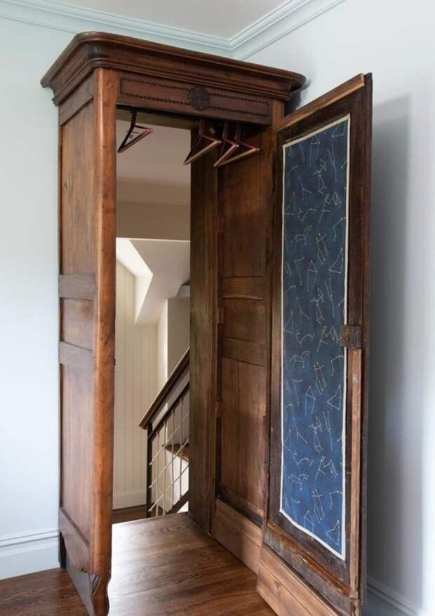 Вроде шкаф...