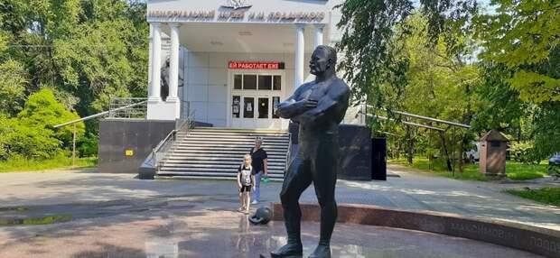 В Ейске есть музей имени Ивана Поддубного