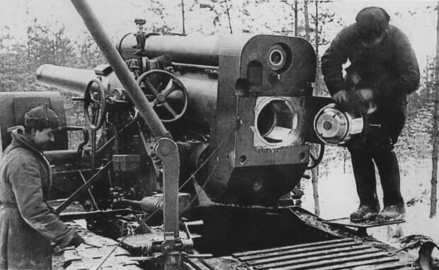Как Красная Армия взломала «линию Маннергейма»