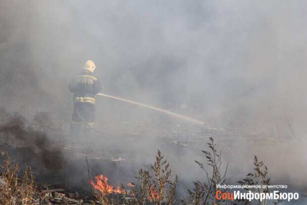 Жителей Волгоградской области предупредили об угрозе пожаров