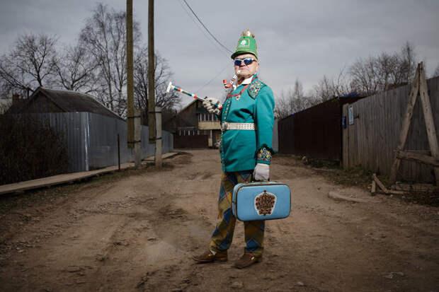Вятский модник: как 72-летний пенсионер своими нарядами дает фору молодым, фото № 5