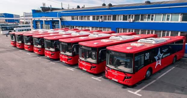 Экспресс-автобусы от станции метро «Ховрино» будут ходить чаще несколько дней в июне