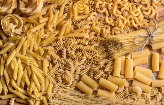 Феттучини, ротелле, орзо: как выглядят разные виды итальянской пасты