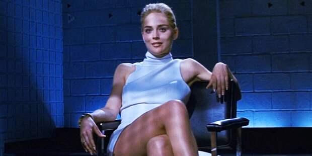 Шэрон Стоун недовольна режиссерской версией «Основного инстинкта». Почему?
