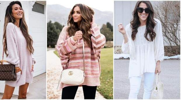 Модные туники: актуальные цвета и 15 популярных фасонов 2020 года