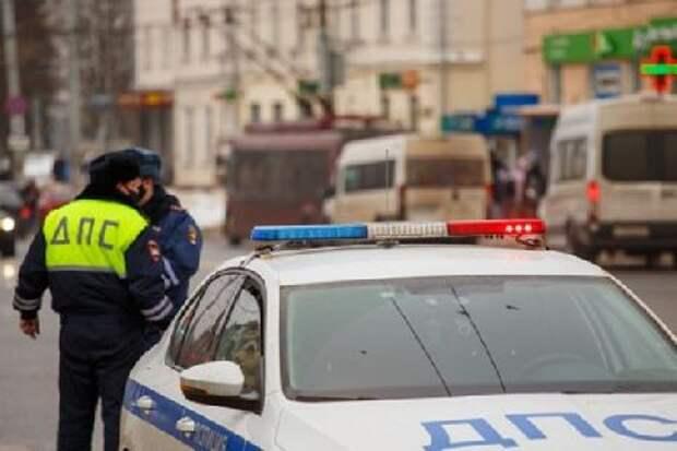 С начала года на дорогах Тамбовской области поймали более тысячи нетрезвых водителей