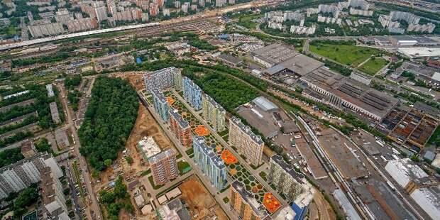 Власти Москвы рассказали о готовящейся программе «Индустриальные кварталы»