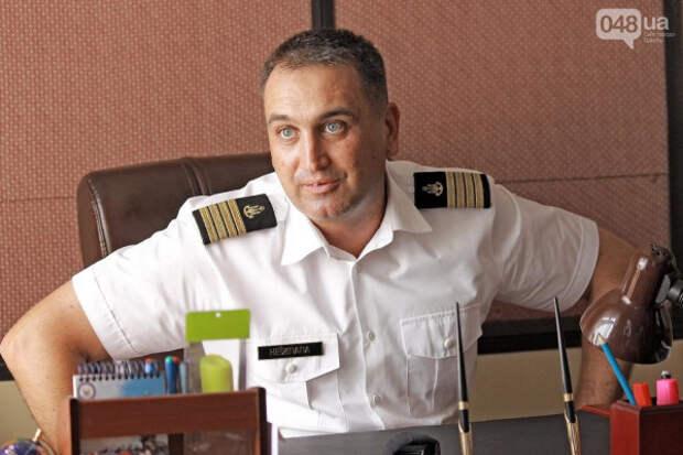 ВМС Украины готовится к войне с Россией из-за Крыма