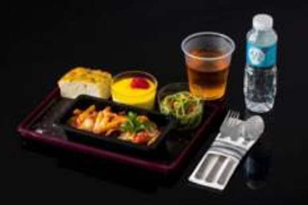 Qatar Airways, новая система питания на борту