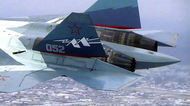 Серийное производство Су-57 в контексте двигателей