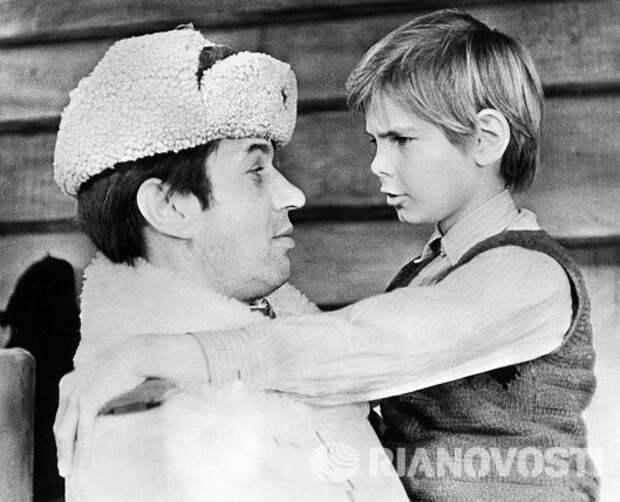 Яркая доброта Георгия Буркова
