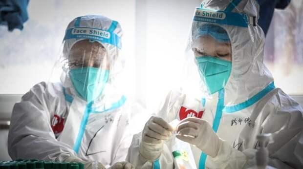 В Китае рассекретили данные о происхождении коронавируса