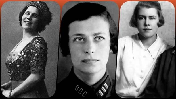 4 самых знаменитых советских разведчицы