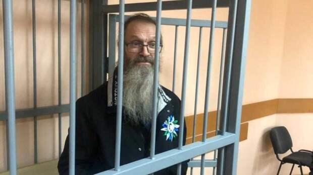 Священника задержали за акцию в поддержку Навального в Хабаровске