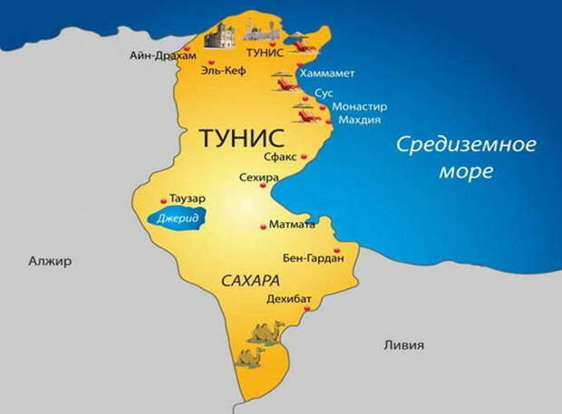 СРОЧНО: Переворот в Тунисе, президент пошёл ва-банк