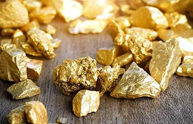 Разрозненные данные о золоте могут указывать на риск контрабанды