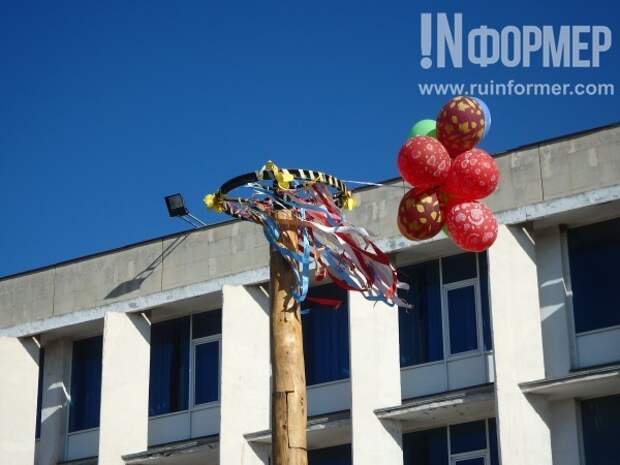 Как в Севастополе отмечают Масленицу