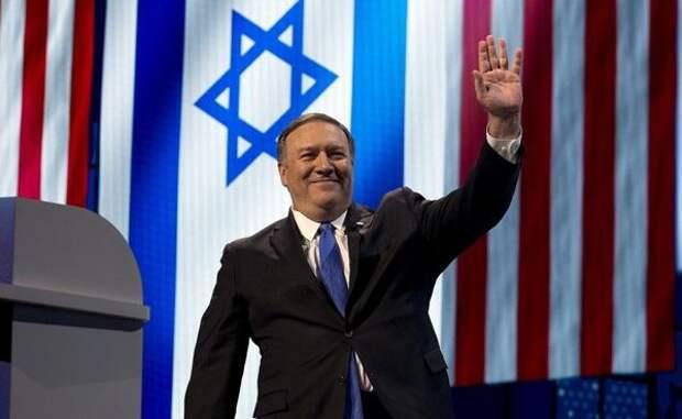 «Очень богатый» Помпео сделал «крайне провокационный» шаг вИерусалиме