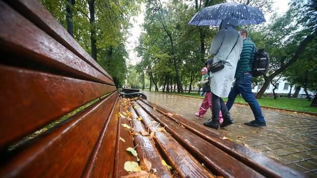 «Осень вступает в свои права»: синоптики сообщили о погоде в Москве 19 октября