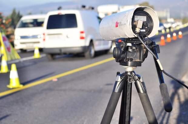 Где в Крыму будут стоять штрафующие передвижные камеры: Список мест