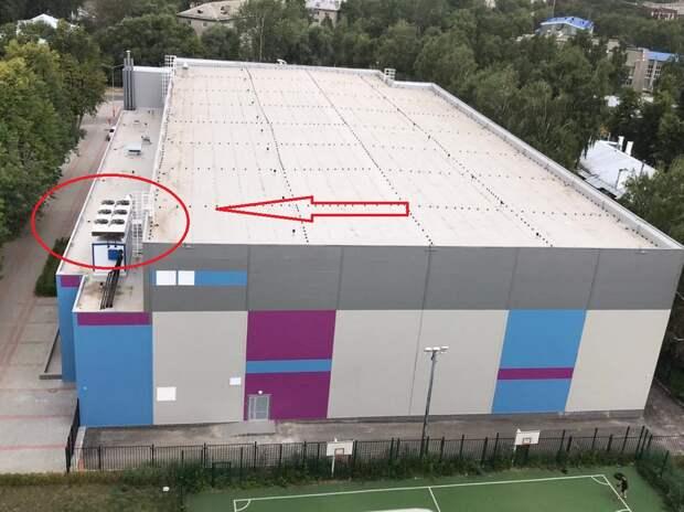 Рязанскую ледовую арену «Айсберг» уличили в превышении уровня шума — СМИ