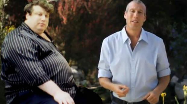 Миллионер сбросил 100 килограмм за 2 года, а потом рассказал о своей тренировке