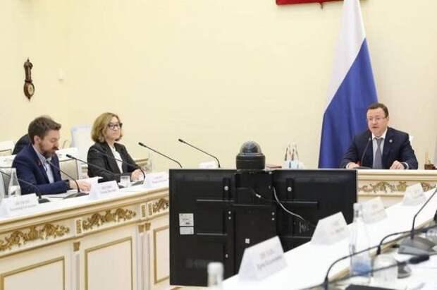 Дмитрий Азаров провел заседание попечительского совета филиала Третьяковки