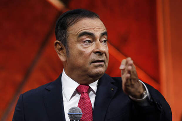 Renault соберет совет директоров из-за ареста Гона