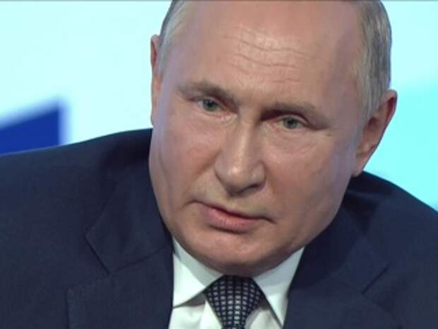 """Путин согласился вникнуть в """"размытые критерии"""" закона об иноагентах"""