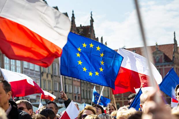Верховенство законов Польши над законами Евросоюза будет стоить Варшаве миллион евро в день