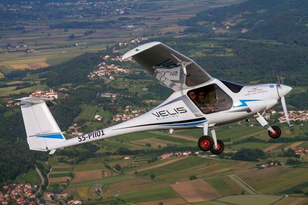 ВВС Дании первыми в мире получат электросамолеты