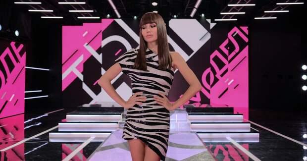 Ляйсан Утяшева пришла в шоу «Ты — топ-модель!»