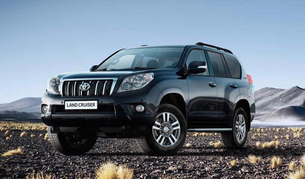 """Оренбуржец украл деньги, """"продавая"""" колеса для Toyota Land Cruiser Prado"""