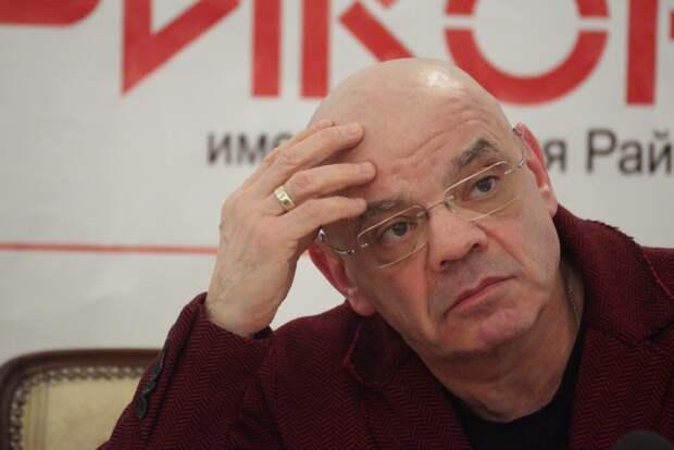 Райкин оправдался за «некрофильскую Россию»