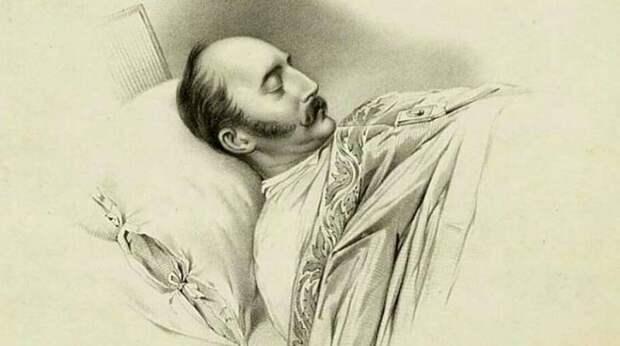 Трагедия Николая Павловича