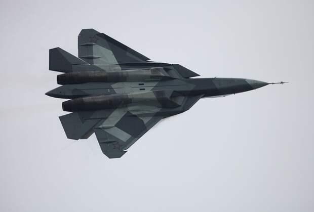 В России признали будущий турецкий истребитель TF-X конкурентом Су-57