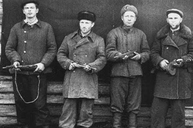 Какое оружие для самообороны советские граждане хранили у себя дома