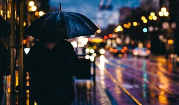 Сильный дождь обрушится наРостов впонедельник