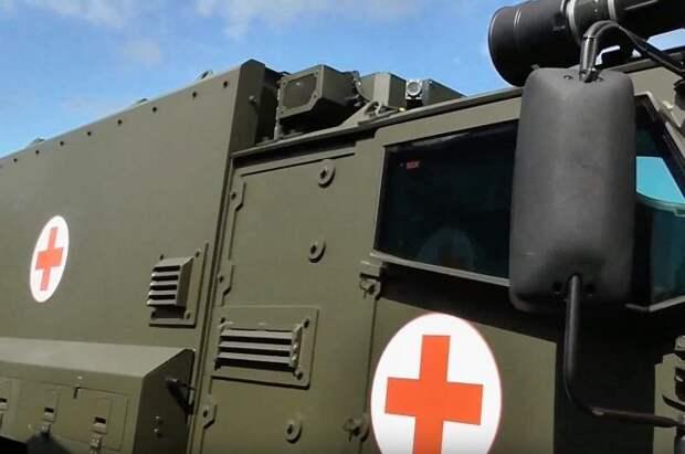 Российская военная база в Таджикистане получит новые полевые госпитали