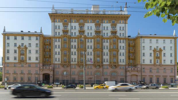Новым пресс-секретарем посольства США в РФ стал Джейсон Ребхольц