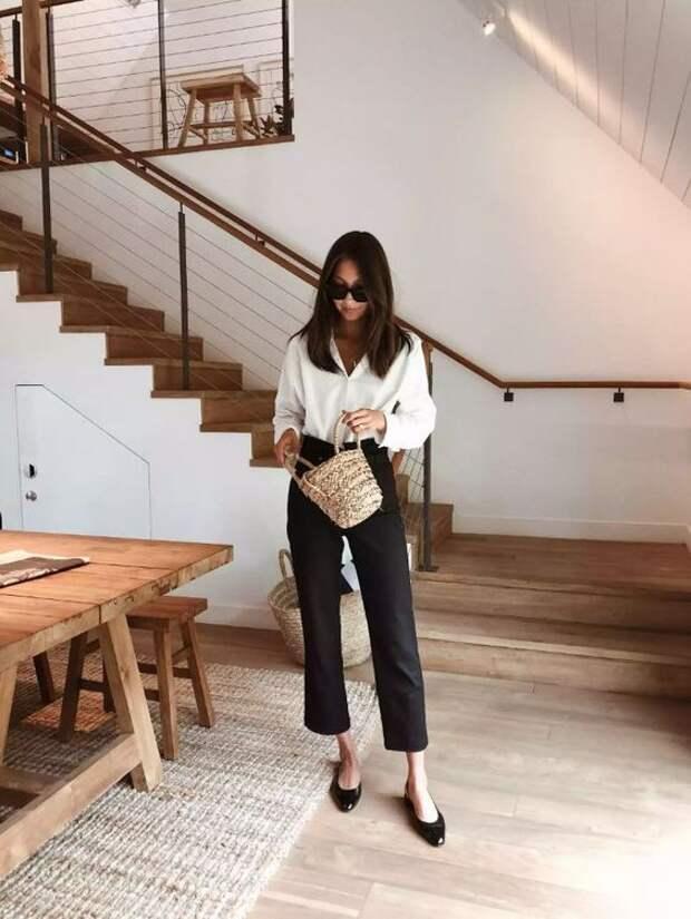 Как носить брюки этой осенью: 14 идей для вдохновения