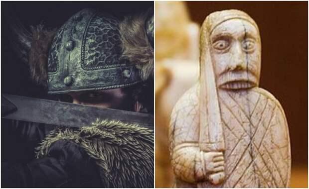 Кто такие таинственные берсерки, которых опасались племена восточных славян