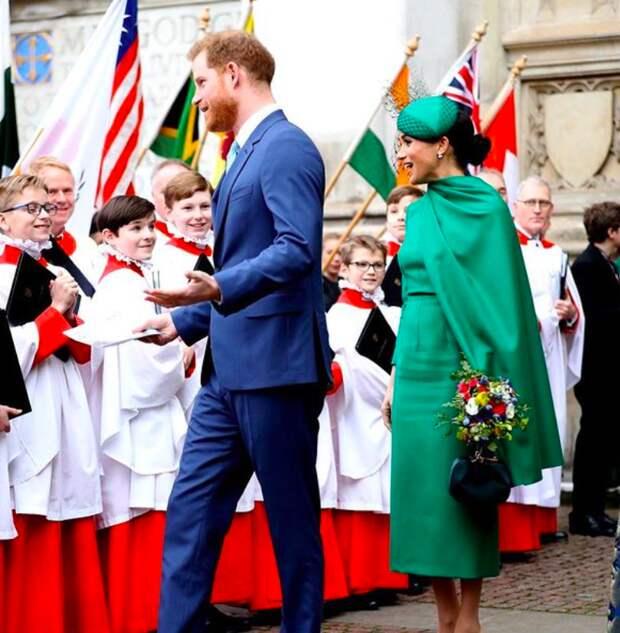 Меган Маркл и принц Гарри надоели британцам