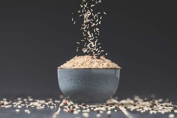 Подборка рецептов с рисом