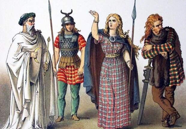 Многие женщины, которые видели римляне в поселениях галлов, были бесправными рабынями, но зато свободные женщины обладали правами, о которых римлянки практически всю историю и мечтать не могли.
