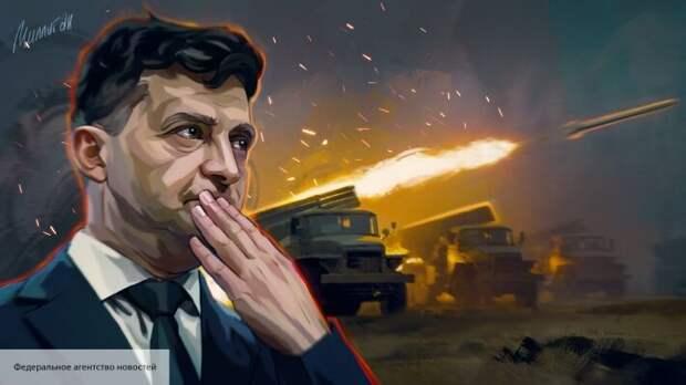 Марочко предупредил о подготовке Украиной эскалации для сокрытия данных о зараженных в ВСУ