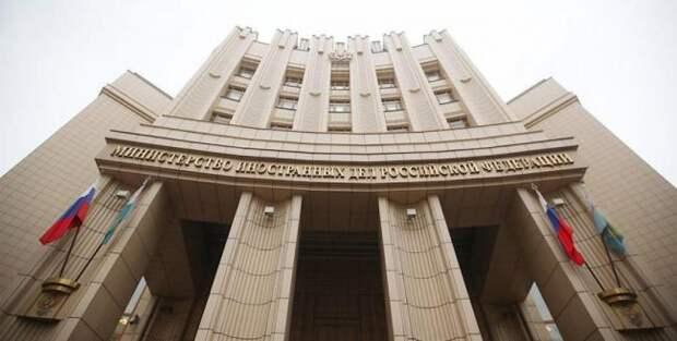 МИД России: Мыподдерживаем белорусский народ, аневласть