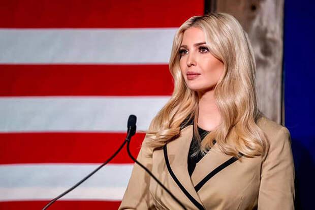 В США начали расследование против дочери Трампа